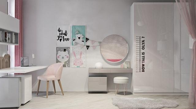 Căn hộ 2 phòng ngủ có sắc màu trung tính sang trọng đáng để học hỏi - Ảnh 11.