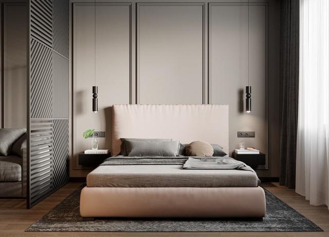 Mẫu phòng ngủ màu hồng được nhiều người ưa thích - Ảnh 11.
