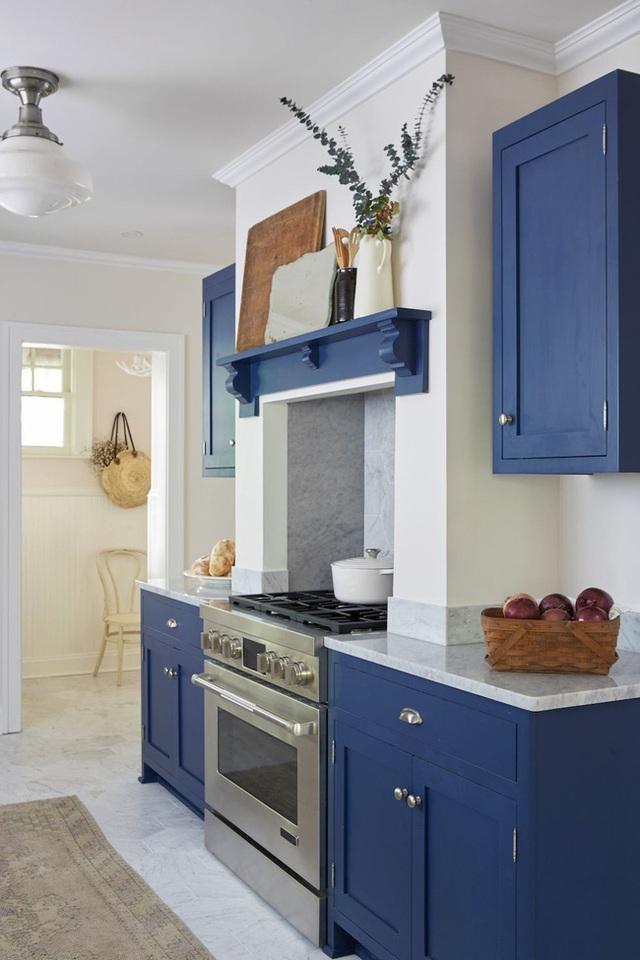 15 mẫu thiết kế nhà bếp mới toanh, vô cùng bắt mắt khiến bạn có cảm hứng đứng bếp nấu nướng mỗi ngày - Ảnh 13.