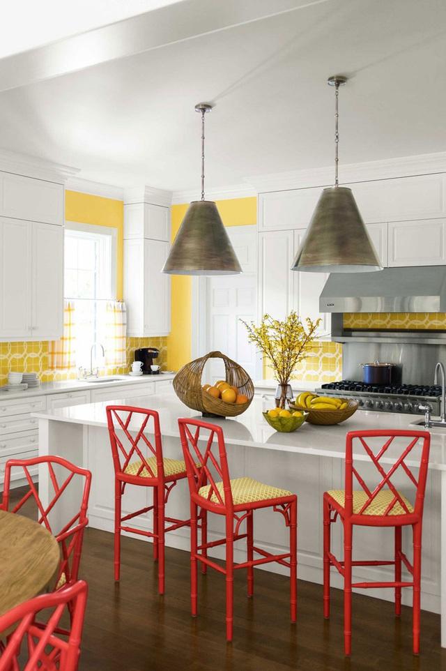 15 mẫu thiết kế nhà bếp mới toanh, vô cùng bắt mắt khiến bạn có cảm hứng đứng bếp nấu nướng mỗi ngày - Ảnh 15.