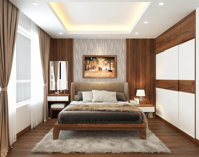 Tư vấn thiết kế căn hộ tập thể 52m² với chi phí 140 triệu đồng - Ảnh 14.
