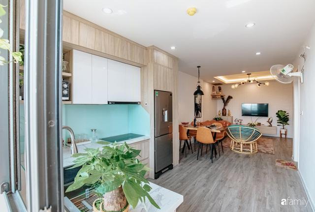 Mua căn hộ 940 triệu, đôi vợ chồng 9x dùng 118 triệu biến không gian sống 67m² thành nơi ở đẹp đến từng chi tiết - Ảnh 15.