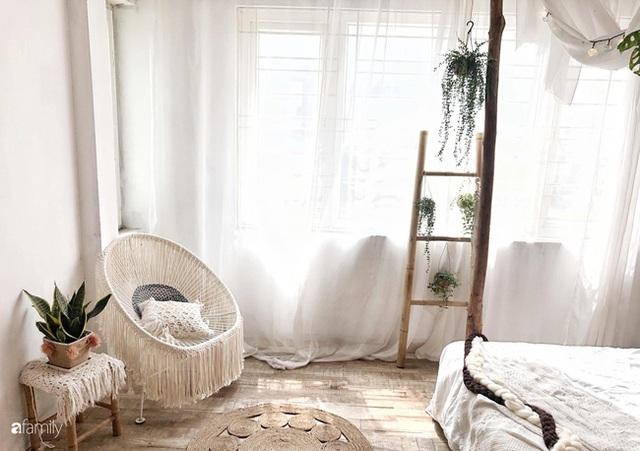Bà mẹ trẻ Hà Nội biến phòng trọ 22m² thành homestay đẹp hút mắt cho riêng mình với chi phí cải tạo chỉ 5 triệu đồng - Ảnh 15.