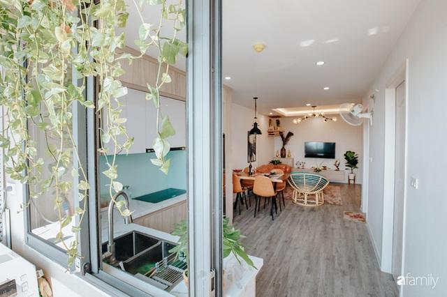 Mua căn hộ 940 triệu, đôi vợ chồng 9x dùng 118 triệu biến không gian sống 67m² thành nơi ở đẹp đến từng chi tiết - Ảnh 17.