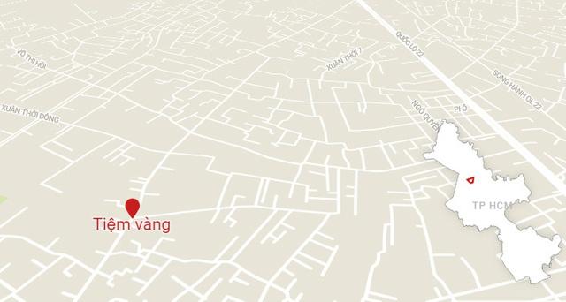 Hai kẻ nổ súng cướp tiệm vàng vùng ven Sài Gòn  - Ảnh 3.