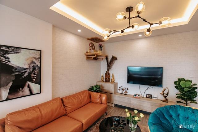 Mua căn hộ 940 triệu, đôi vợ chồng 9x dùng 118 triệu biến không gian sống 67m² thành nơi ở đẹp đến từng chi tiết - Ảnh 4.