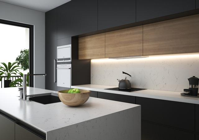 Tư vấn thiết kế căn hộ tập thể 52m² với chi phí 140 triệu đồng - Ảnh 4.
