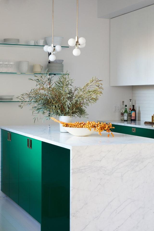 15 mẫu thiết kế nhà bếp mới toanh, vô cùng bắt mắt khiến bạn có cảm hứng đứng bếp nấu nướng mỗi ngày - Ảnh 7.