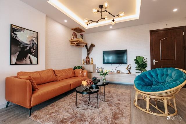 Mua căn hộ 940 triệu, đôi vợ chồng 9x dùng 118 triệu biến không gian sống 67m² thành nơi ở đẹp đến từng chi tiết - Ảnh 6.
