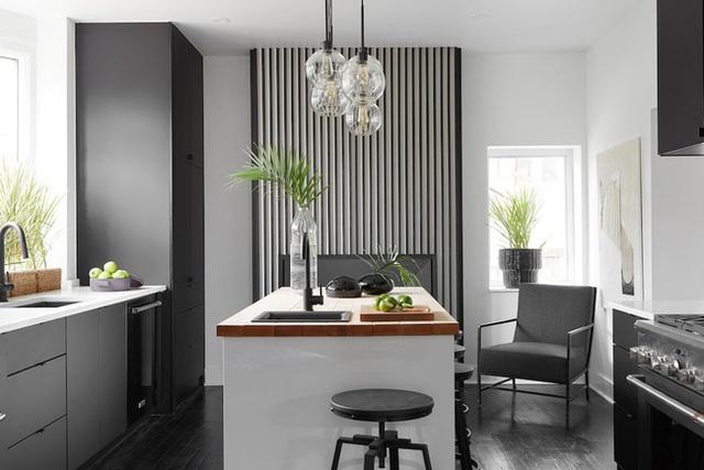 15 mẫu thiết kế nhà bếp mới toanh, vô cùng bắt mắt khiến bạn có cảm hứng đứng bếp nấu nướng mỗi ngày - Ảnh 8.