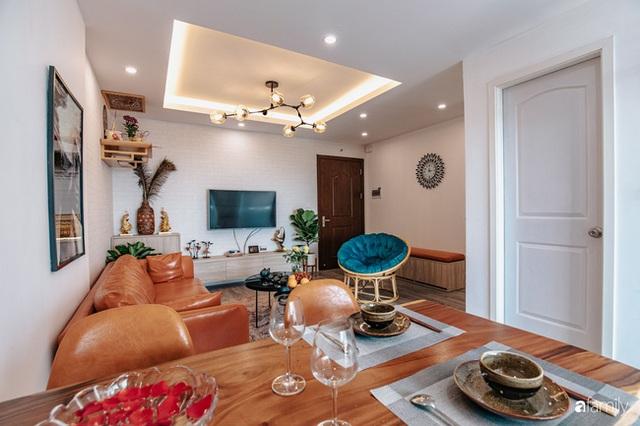 Mua căn hộ 940 triệu, đôi vợ chồng 9x dùng 118 triệu biến không gian sống 67m² thành nơi ở đẹp đến từng chi tiết - Ảnh 7.