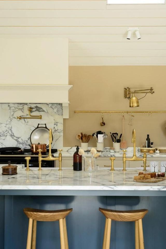 15 mẫu thiết kế nhà bếp mới toanh, vô cùng bắt mắt khiến bạn có cảm hứng đứng bếp nấu nướng mỗi ngày - Ảnh 9.