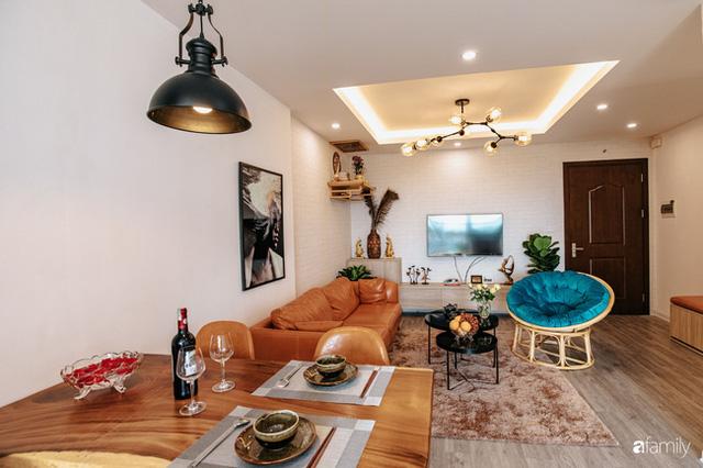 Mua căn hộ 940 triệu, đôi vợ chồng 9x dùng 118 triệu biến không gian sống 67m² thành nơi ở đẹp đến từng chi tiết - Ảnh 8.