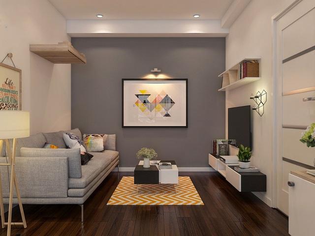 Tư vấn thiết kế căn hộ tập thể 52m² với chi phí 140 triệu đồng - Ảnh 8.