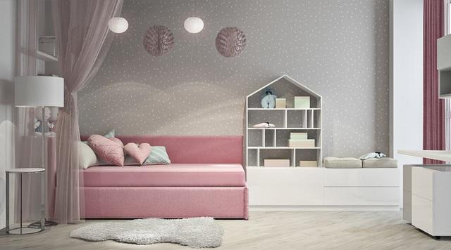 Căn hộ 2 phòng ngủ có sắc màu trung tính sang trọng đáng để học hỏi - Ảnh 9.