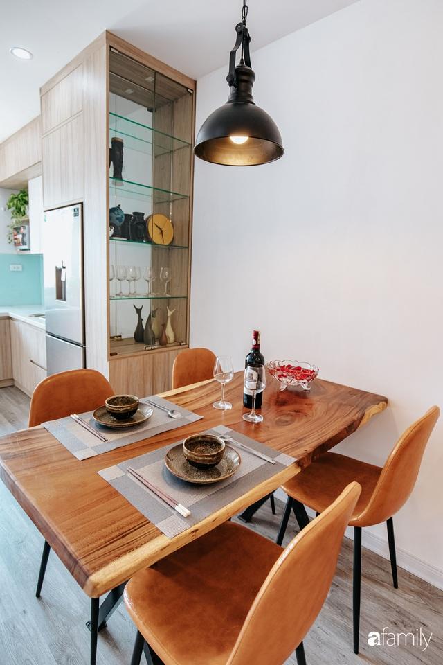Mua căn hộ 940 triệu, đôi vợ chồng 9x dùng 118 triệu biến không gian sống 67m² thành nơi ở đẹp đến từng chi tiết - Ảnh 9.
