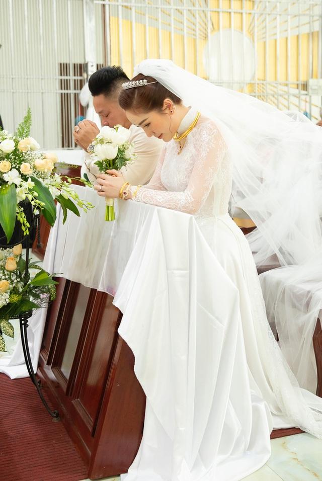 Hạn chế hình ảnh đám cưới, Bảo Thy lại không ngai tiết lộ bí mật được cho là cực tế nhị này - Ảnh 5.