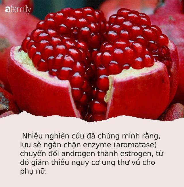 Ăn thường xuyên 7 món ngon màu đỏ này, ung thư vú cả đời không dám bén mảng đến gần bạn - Ảnh 1.