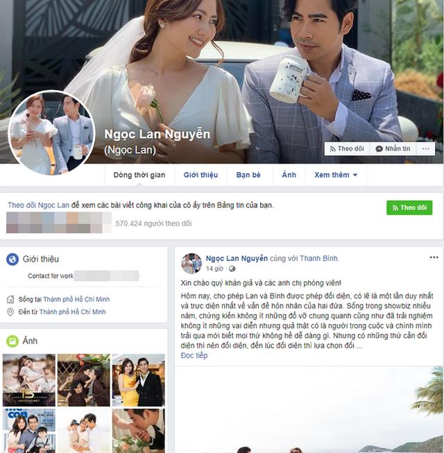 Hậu tuyên bố ly hôn, Ngọc Lan có động thái dứt tình với chồng cũ Thanh Bình - Ảnh 3.