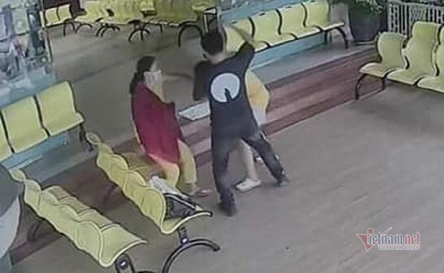 Tài xế beCar hành hung phụ nữ trong bệnh viện ở TP.HCM - Ảnh 3.