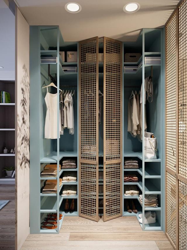 Gia chủ sử dụng toàn nội thất cao cấp để biến căn hộ 100 m2 của mình thành nơi đáng sống - Ảnh 12.