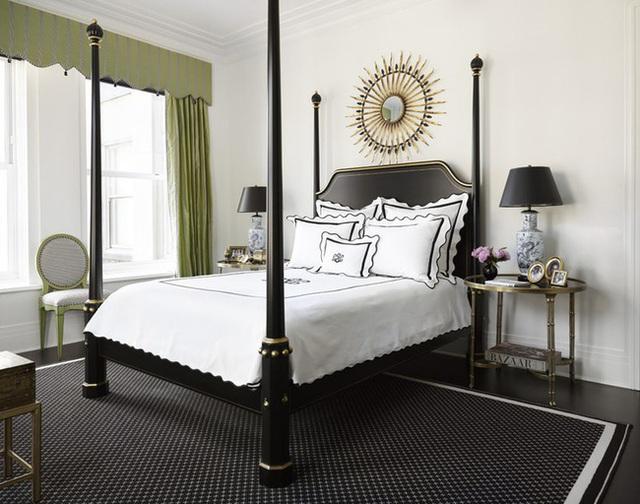 Biến phòng ngủ thành nơi vừa đẹp vừa ấm áp khi đông sang - Ảnh 12.