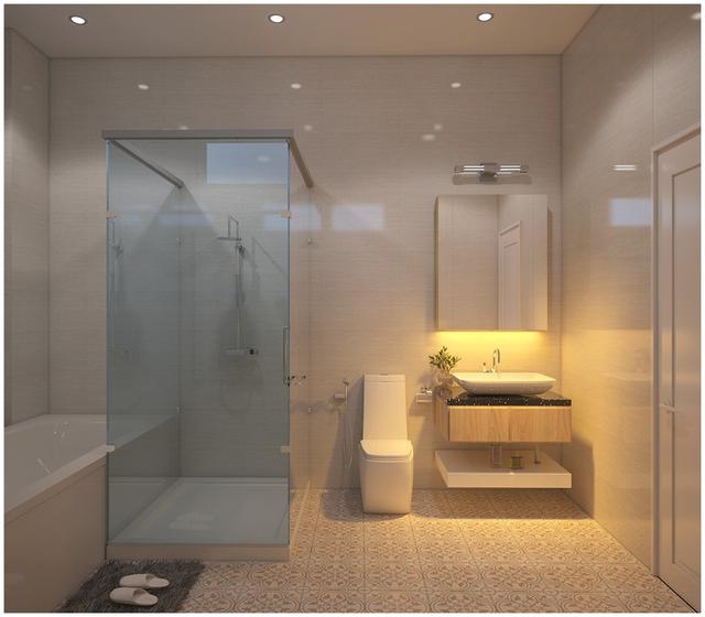 Căn biệt thự mini 3 tầng quá đỗi đáng yêu nhờ cách sắp xếp nội thất - Ảnh 13.