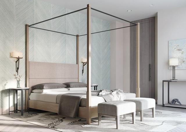 Gia chủ sử dụng toàn nội thất cao cấp để biến căn hộ 100 m2 của mình thành nơi đáng sống - Ảnh 13.