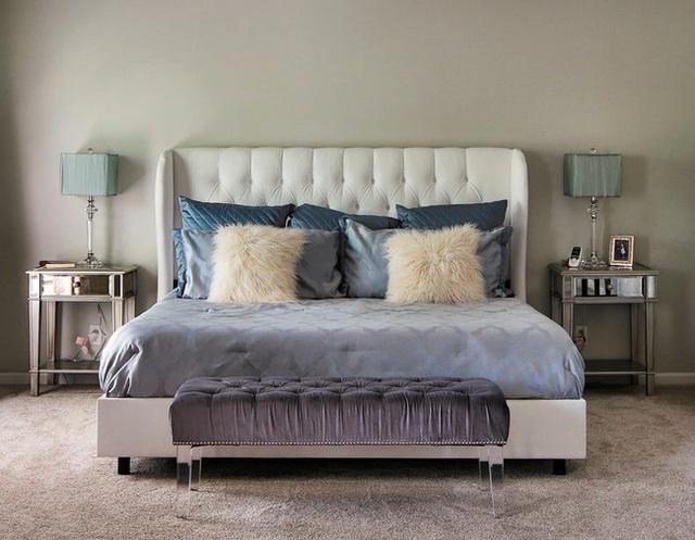 Biến phòng ngủ thành nơi vừa đẹp vừa ấm áp khi đông sang - Ảnh 14.
