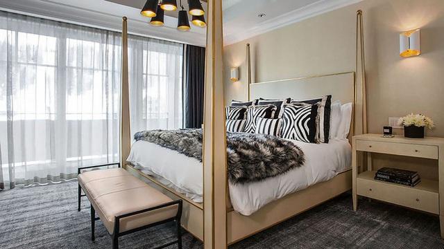 Biến phòng ngủ thành nơi vừa đẹp vừa ấm áp khi đông sang - Ảnh 15.
