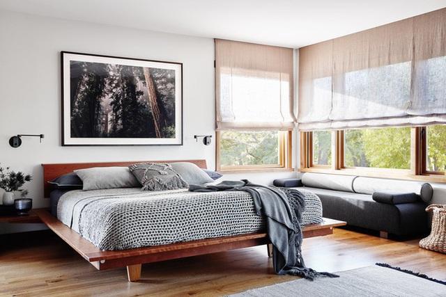 Biến phòng ngủ thành nơi vừa đẹp vừa ấm áp khi đông sang - Ảnh 16.