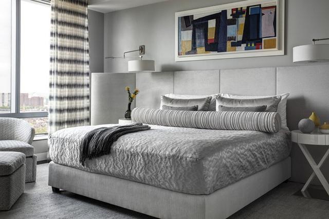 Biến phòng ngủ thành nơi vừa đẹp vừa ấm áp khi đông sang - Ảnh 17.