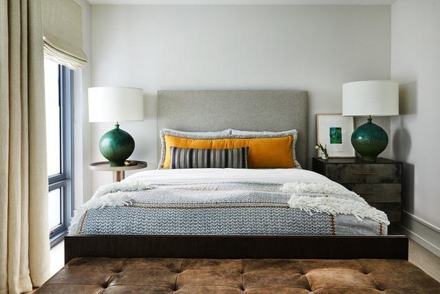 Biến phòng ngủ thành nơi vừa đẹp vừa ấm áp khi đông sang - Ảnh 18.