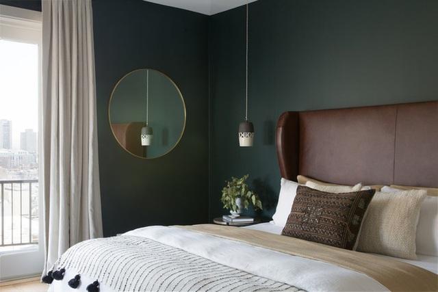 Biến phòng ngủ thành nơi vừa đẹp vừa ấm áp khi đông sang - Ảnh 3.