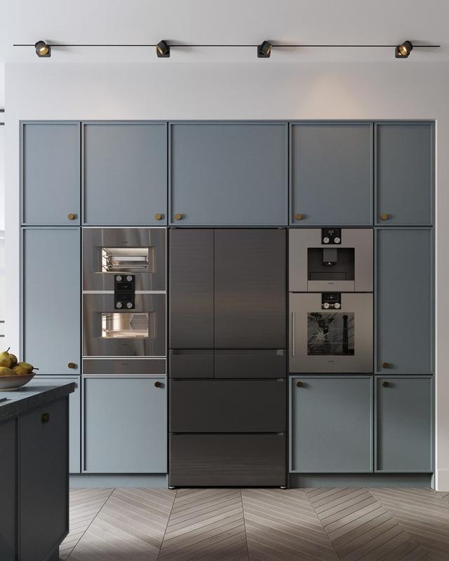 Gia chủ sử dụng toàn nội thất cao cấp để biến căn hộ 100 m2 của mình thành nơi đáng sống - Ảnh 6.