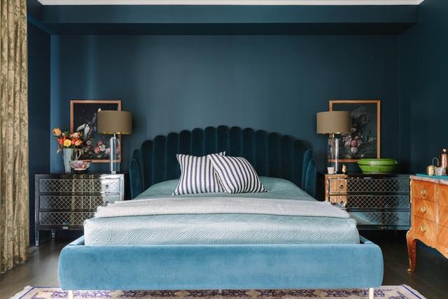 Biến phòng ngủ thành nơi vừa đẹp vừa ấm áp khi đông sang - Ảnh 6.
