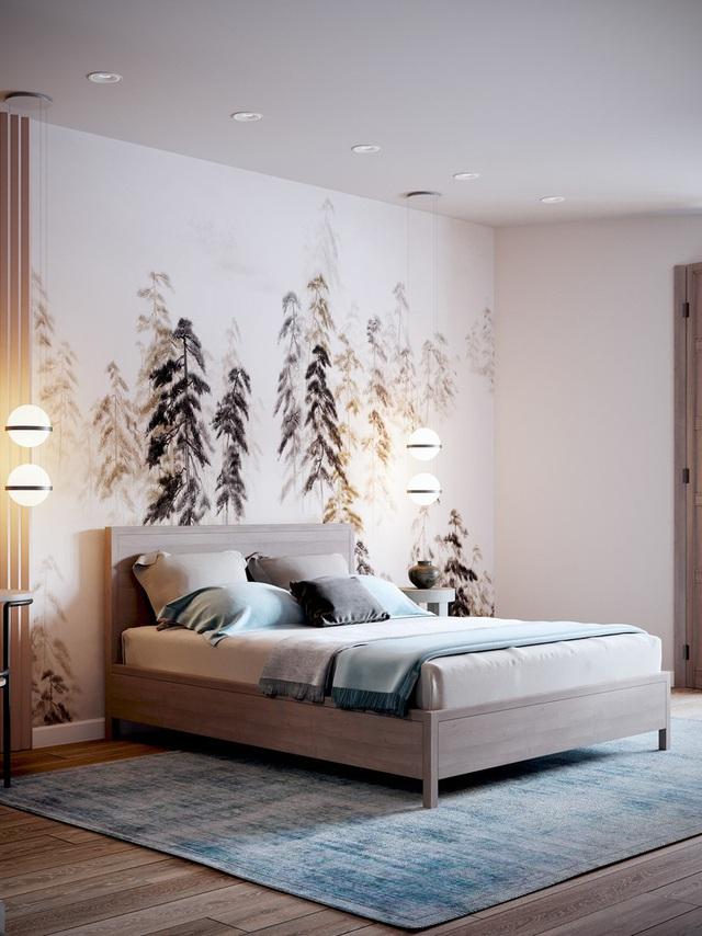 Gia chủ sử dụng toàn nội thất cao cấp để biến căn hộ 100 m2 của mình thành nơi đáng sống - Ảnh 9.