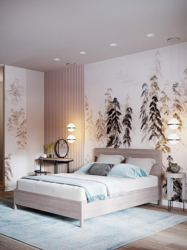 Gia chủ sử dụng toàn nội thất cao cấp để biến căn hộ 100 m2 của mình thành nơi đáng sống - Ảnh 10.