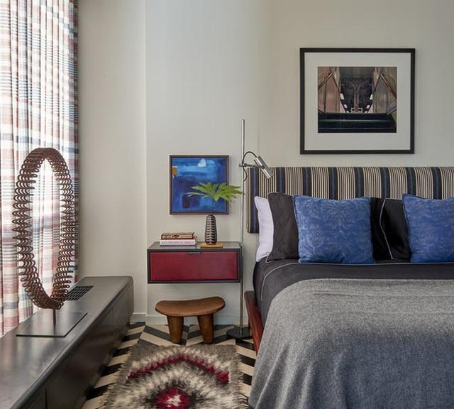 Biến phòng ngủ thành nơi vừa đẹp vừa ấm áp khi đông sang - Ảnh 10.