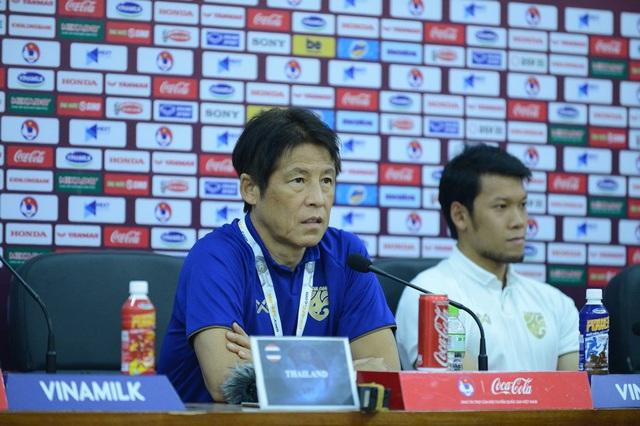 HLV đội tuyển Thái Lan nói gì về các cầu thủ Việt Nam trước trận đấu? - Ảnh 1.
