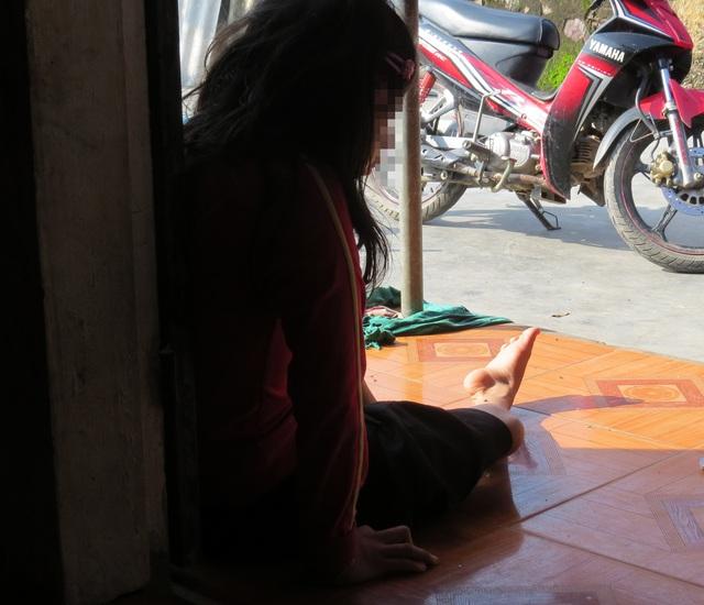 Mẹ chết lặng khi nghe con gái tật nguyền kể chuyện bị xâm hại - Ảnh 3.