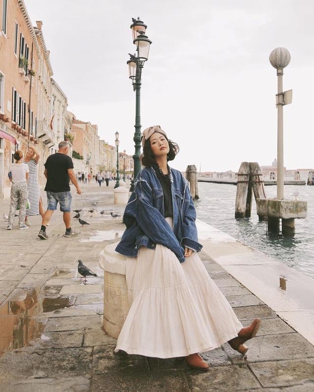 Mỗi kiểu chân váy đều có một đôi boots hoàn hảo để song hành, diện lên xinh ngất ngây và tôn dáng hết cỡ - Ảnh 12.