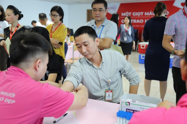 TNG Holdings VietNam tổ chức ngày hội hiến máu - Ảnh 3.