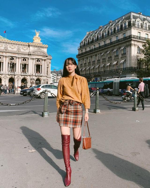 Mỗi kiểu chân váy đều có một đôi boots hoàn hảo để song hành, diện lên xinh ngất ngây và tôn dáng hết cỡ - Ảnh 5.