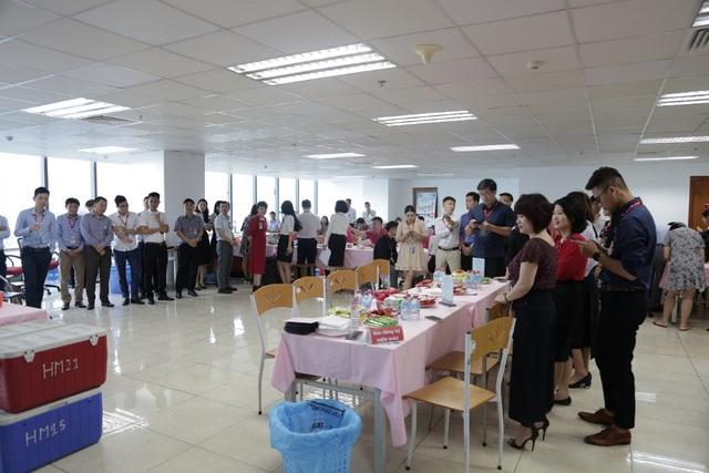 TNG Holdings VietNam tổ chức ngày hội hiến máu - Ảnh 5.