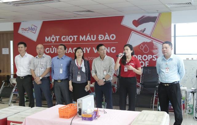 TNG Holdings VietNam tổ chức ngày hội hiến máu - Ảnh 6.