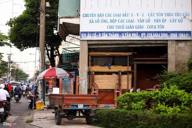 Cận cảnh căn nhà giữa giao lộ ở TP.HCM được đền bù 5,1 tỷ  - Ảnh 10.
