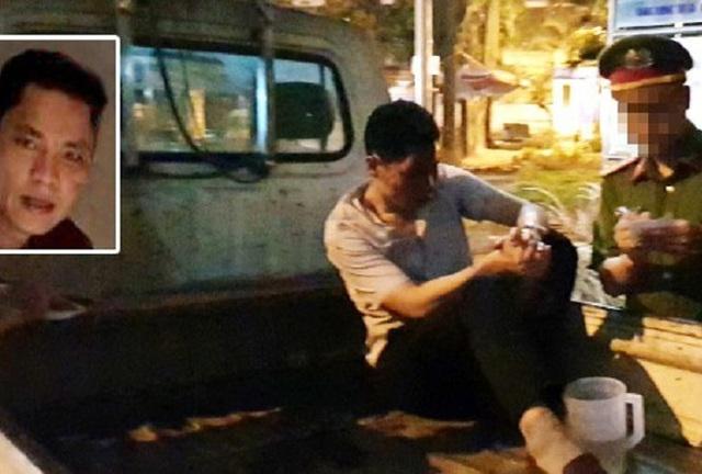 17 năm tù cho tài xế kéo lê người đi xe máy 300m ở Ô Chợ Dừa - Ảnh 1.