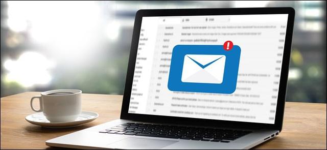 Cách lưu email vào ổ cứng máy tính - Ảnh 1.