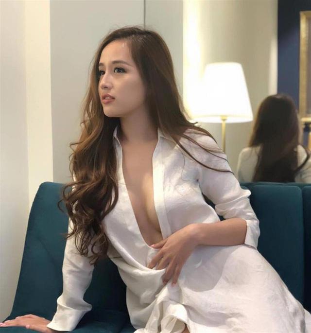 Hình ảnh sexy tới nghẹn thở của HH Mai Phương Thúy khiến cô phải xin rút kinh nghiệm - Ảnh 4.